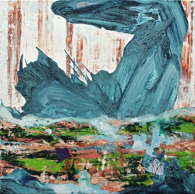 , 'Mimacrocosmic 5,' 2015, Aki Gallery