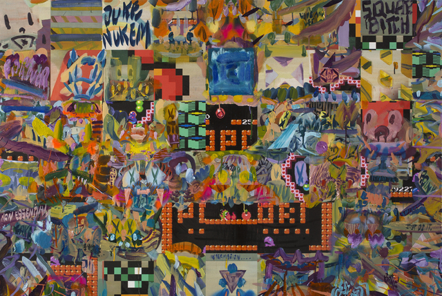 , 'The Glamorous Underworld,' 2017, Eli Klein Gallery