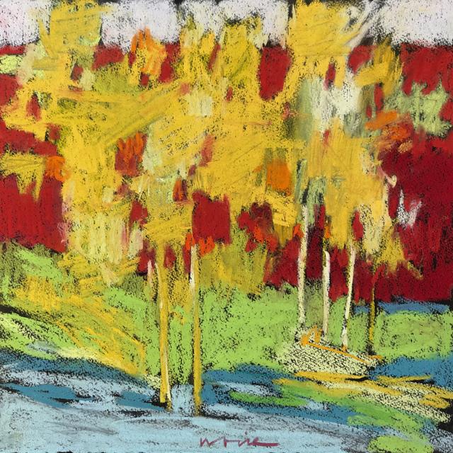 , 'New Lone Pine Aspen,' 2019, Ventana Fine Art
