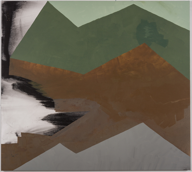 , 'Green Mountain, White Surf,' , Gallery Jones
