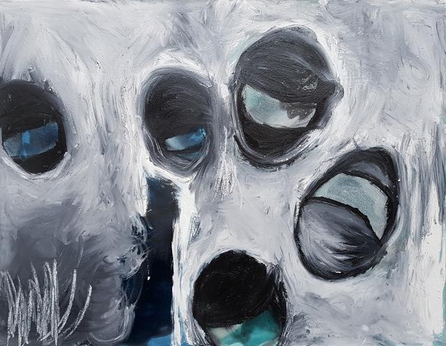 , 'Big Blue,' 2019, Kristin Hjellegjerde Gallery
