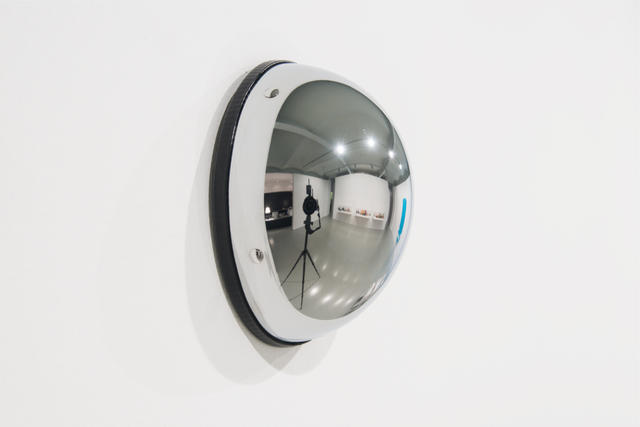 , 'Helmet (second version of a 1998 piece),' 2015, Galerie Mehdi Chouakri
