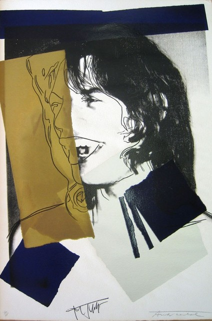 Andy Warhol, 'Mick Jagger II.142', 1975, OSME Fine Art