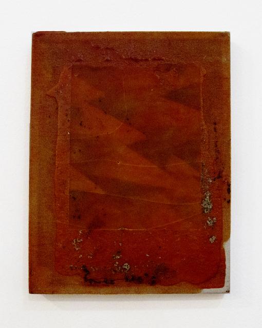 , 'A.O.,' 2015, MARTOS GALLERY