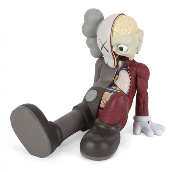 KAWS, 'Resting Place (Brown)', 2012, Dope! Gallery