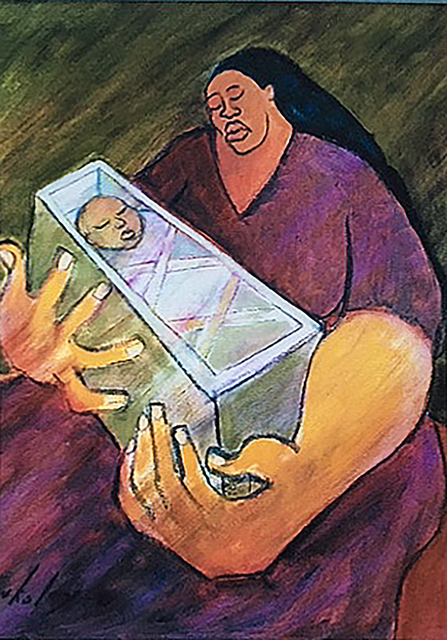 Ann Tanksley, 'Save Our Babies', 1991, 73 See Gallery
