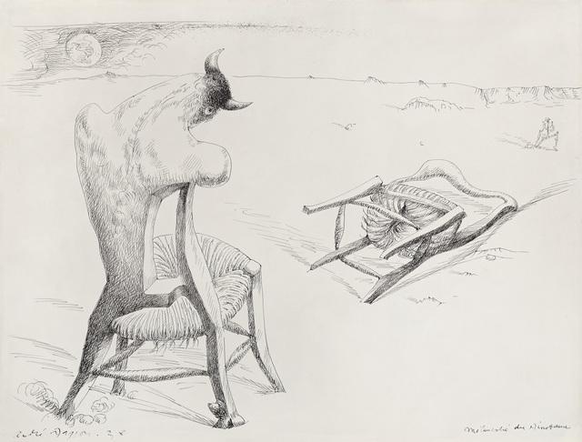 , 'Mélancolie du Minotaure,' 1938, Galerie Natalie Seroussi