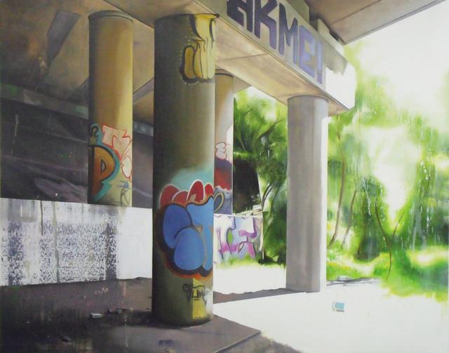 , 'Embankment ,' 2017, Arusha Gallery