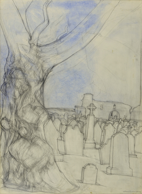 , 'Cathedral St Andrews (Old Tree),' 1979, Waterhouse & Dodd