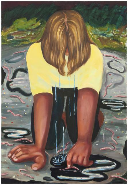 , 'Worm Picker,' 2017, Galerie Anhava
