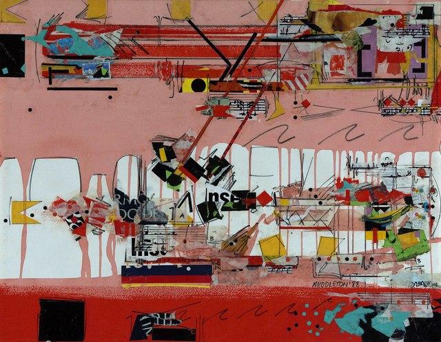 , 'December,' 1988, Spanierman Modern