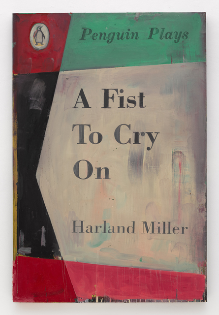 , 'A Fist to Cry On,' 2015, Ingleby Gallery