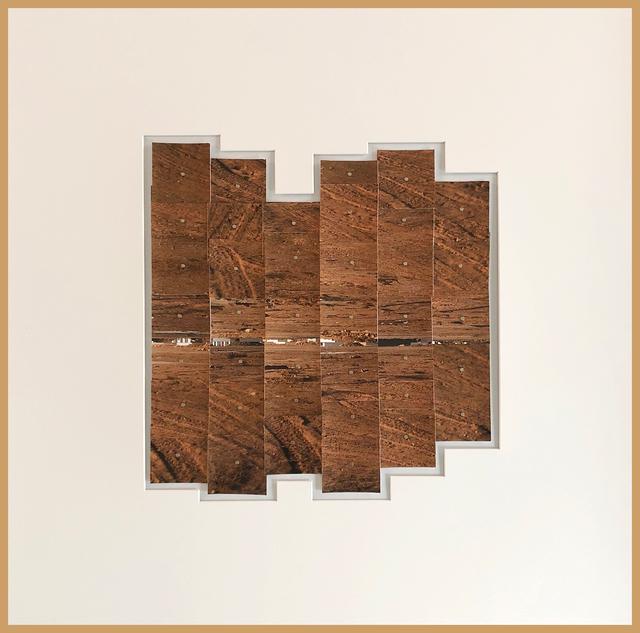 Alejandro Cartagena, 'Accumulations No. 1 (Garcia)', 2018, Circuit Gallery