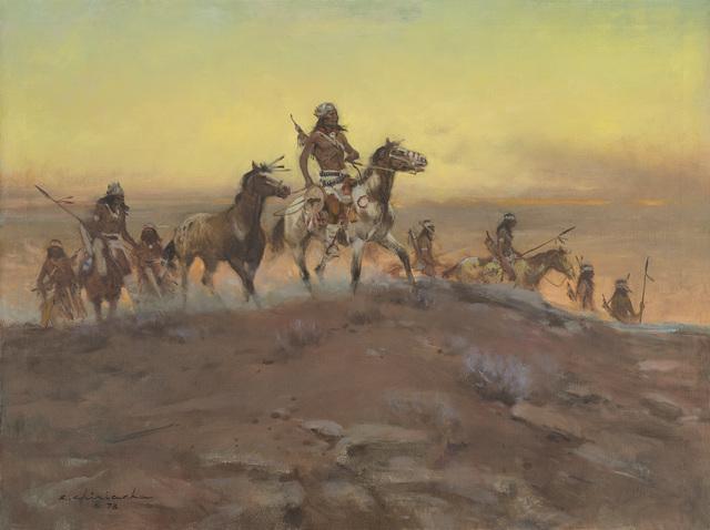Ernest Chiriacka, 'Geronimo', 1978, Casweck Galleries