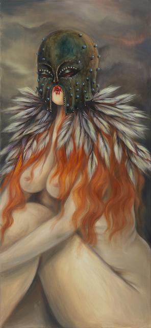 , 'Guerrera,' 2018, Fousion Gallery
