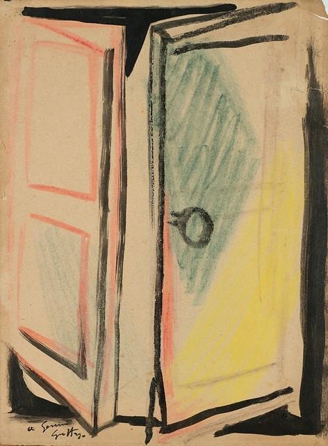 Renato Guttuso, 'Untitled (Porta)', 1947, Finarte