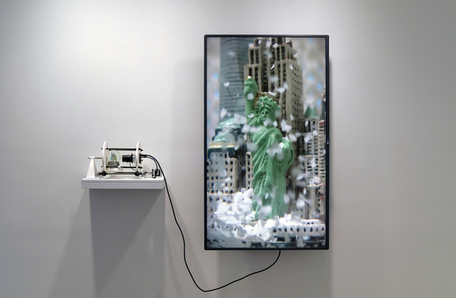 , 'Simulation of a Simulation (New York),' 2015, Jane Lombard Gallery