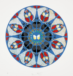Damien Hirst, 'Deus, Deus Meus, from Psalm Prints,' 2009, Phillips: Evening and Day Editions