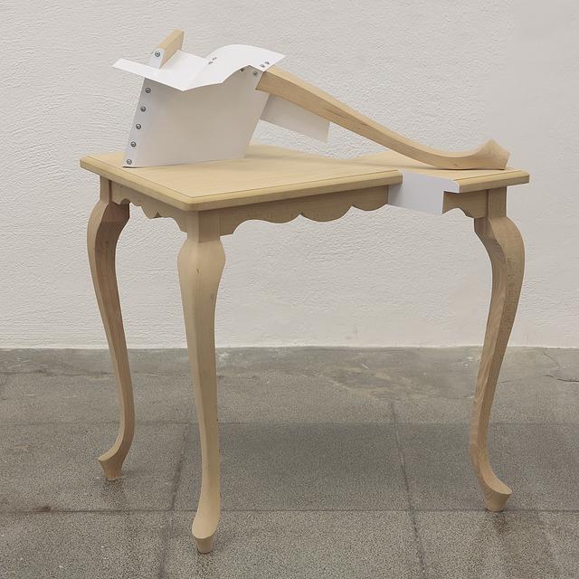 , 'Reconstrucción,' 2010, Vetusart