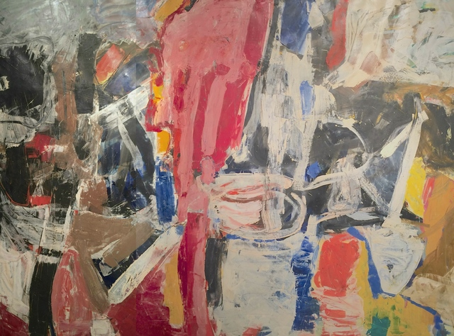 , 'Untitled (58-13),' 1958, Berry Campbell Gallery