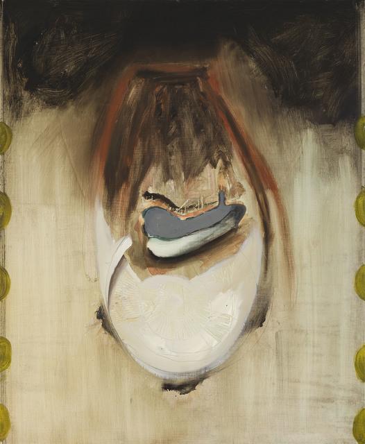 , 'Wunde einer Glocke,' 2013, Kadel Willborn