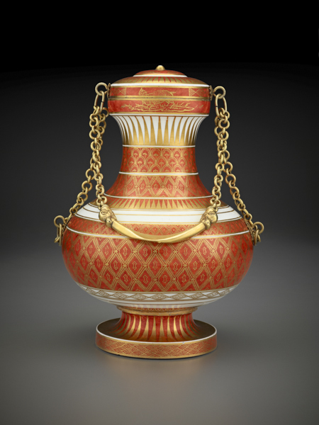 Sèvres Porcelain Manufactory, 'Vase Japon', 1774, The Frick Collection