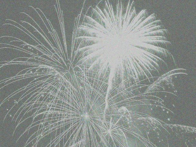 , '16.777.216 Farben als Feuerwerk, Fireworks_2_bg_070402.jpg,' 2011, PRISKA PASQUER