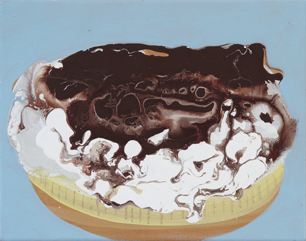 , 'Banana Split,' 2016, Freight + Volume