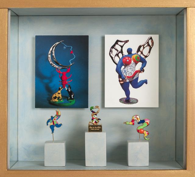 , 'Niki de Saint Phalle,' 2014, Beatriz Esguerra Art