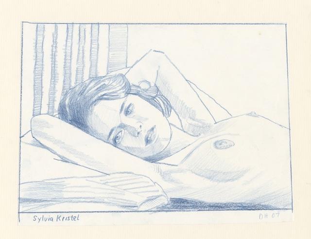 , 'Sylvia Kristel,' 2007, Galerie Pixi - Marie Victoire Poliakoff