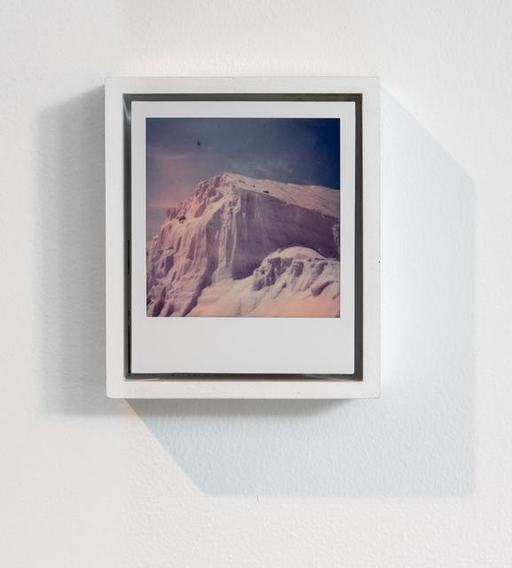 , 'Salt Mt.,' 2018, Upfor
