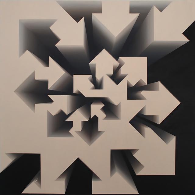 , 'Fibonacci Nautilus - Beige,' 2017, Addicted Art Gallery