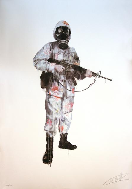 "Antony Micallef, 'ANTONY MICALLEF ""PEACE KEEPER"" SIGNED & NUMBERED', 2007, Arts Limited"