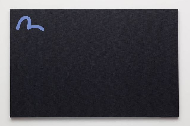 , 'Untitled (Osaka Blue),' 2014, Arcadia Missa