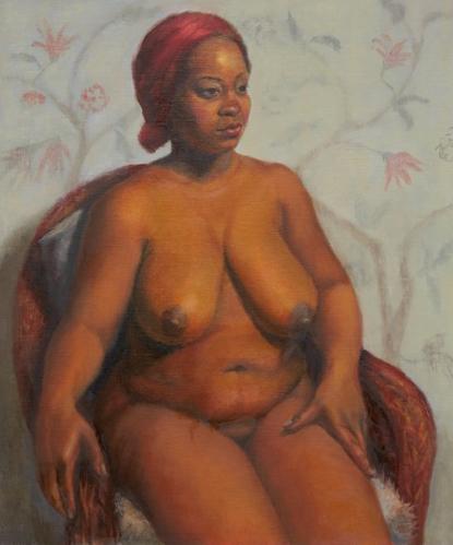 , 'Sake Fevah,' 2014, Octavia Art Gallery
