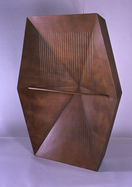 , 'Vingt six cordes et leur bâton,' 1974, Galerie Maeght