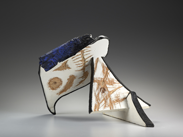 , 'Head No. 5,' 1988, Malin Gallery