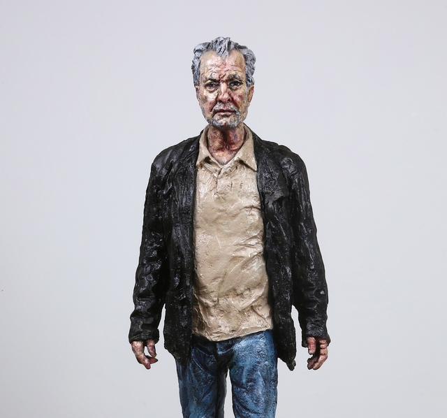 , 'Standing Man (Frank),' 2019, Osborne Samuel