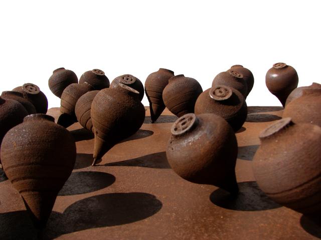 , 'Piões,' 2015, Mercedes Viegas Arte Contemporânea