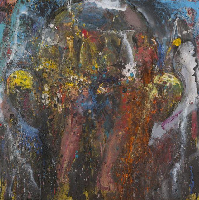 , 'Me at Night on Horseback,' 2017, Templon