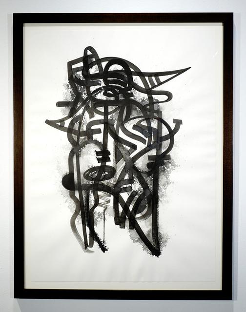 , 'TITAN3,' 2014, Jonathan LeVine Projects