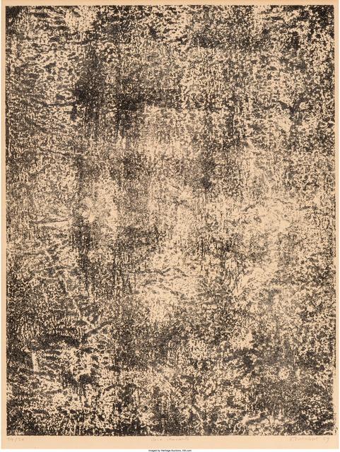 Jean Dubuffet, 'Joie Innocente', 1959, Heritage Auctions