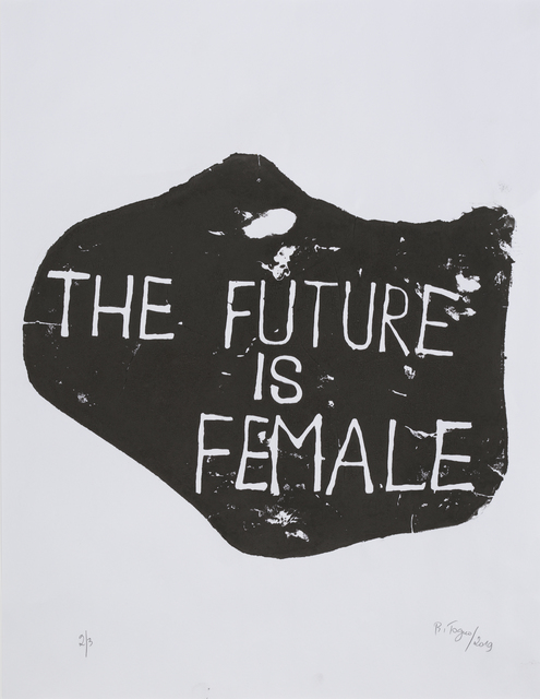 Barthélémy Toguo, 'The Future Is Female', 2019, The Watermill Center Benefit Auction