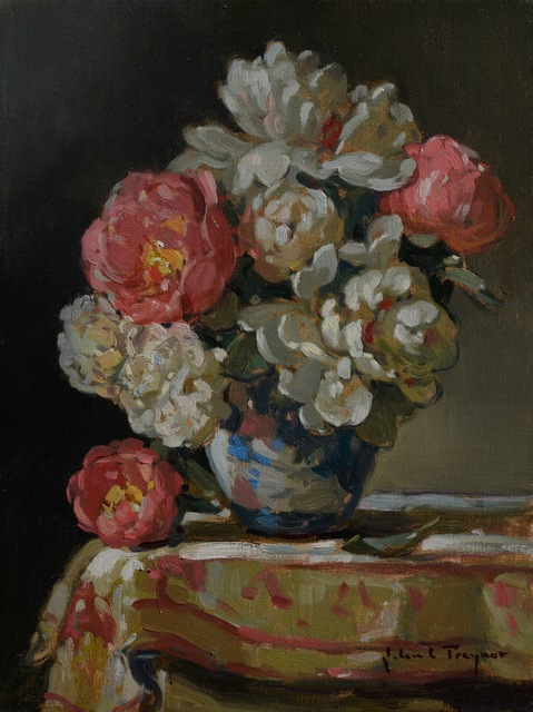, 'Pink and White Peonies,' , J. Cacciola Gallery
