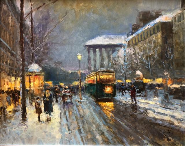 Vladimir Nasonov, 'Winter Promenade', Gallery 901