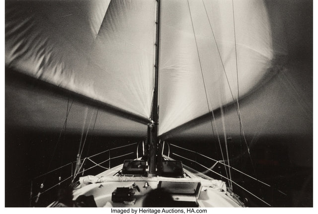American Artist, 'Untitled (Sailboat)', 1980, Heritage Auctions