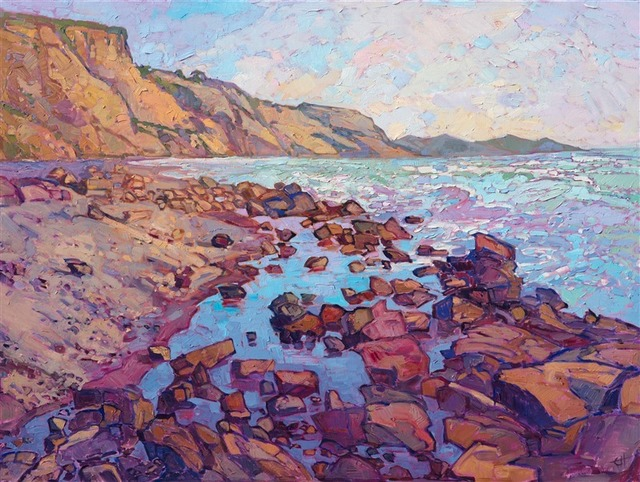 , 'Torrey Rocks,' 2017, The Erin Hanson Gallery