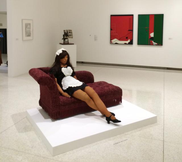 , 'The Maid,' , Modern West Fine Art