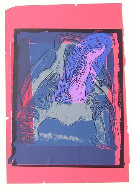 , 'Vanishing Animals -- Galapagos Tortise,' 1986, Hamilton-Selway Fine Art