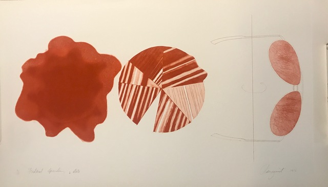 , 'Federal Spending, 2nd State,' 1978, Rosenthal Fine Art